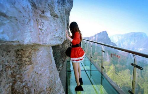 张家界玻璃桥旅游攻略 张家界大峡谷玻璃桥游玩须网上